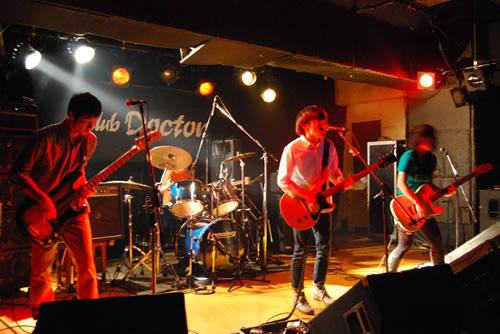 ポストロックバンド1984「お互いの個性を上手く調和させる」