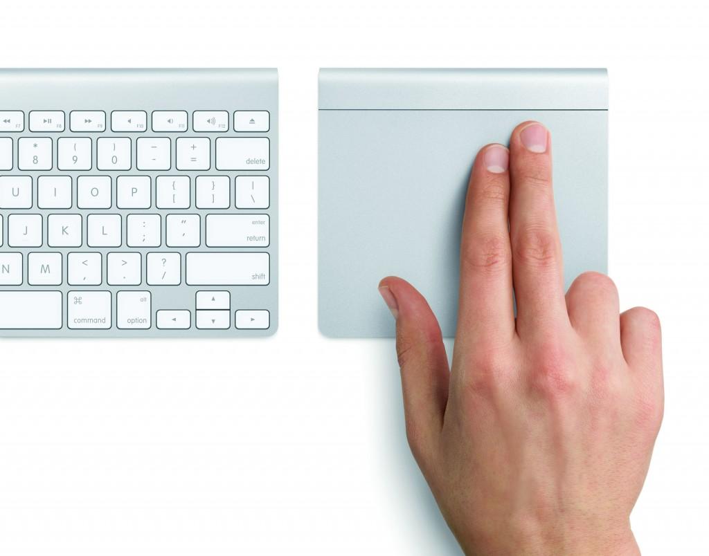 アップル「Magic Trackpad」を発表