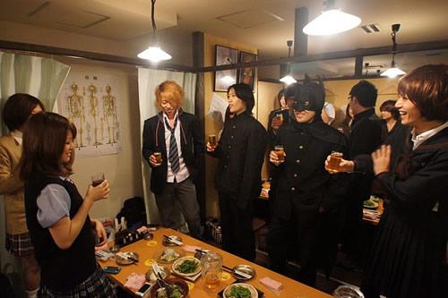 【フォトレポート】ハロウィンパーティ2010【制服コスプレ限定】