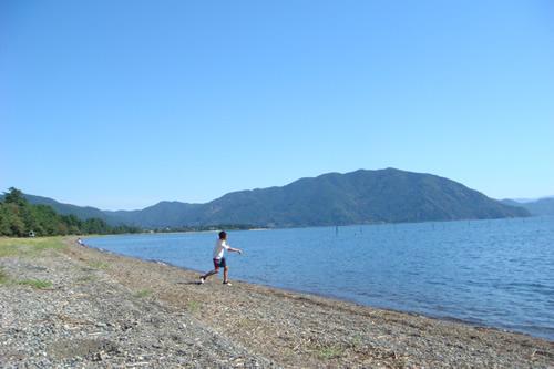vol.2 『琵琶湖一周 チャリの旅』 -当日編-
